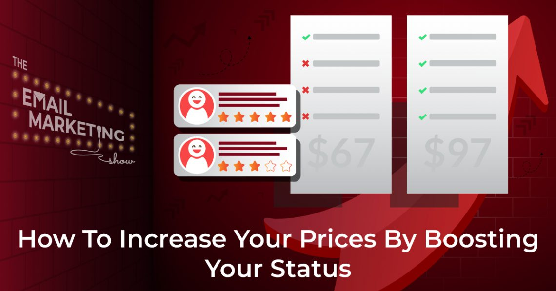 increase your prices