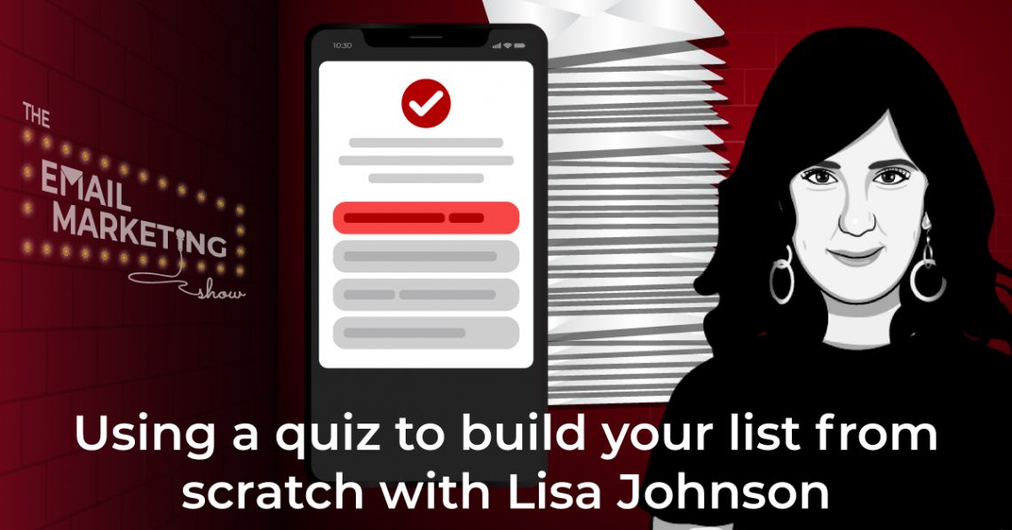 Using a quiz to build your list from scratch (1)